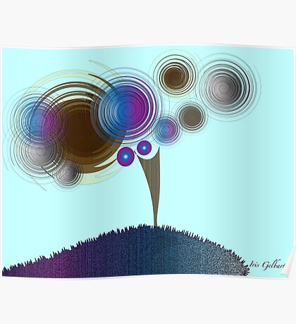 The Whirling Tree Poster