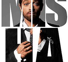 Misha Misha Misha Collins by Kuroko1033