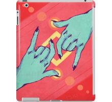 I Wanna Feel The Same iPad Case/Skin