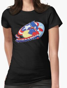 Captain Equestria Womens Fitted T-Shirt