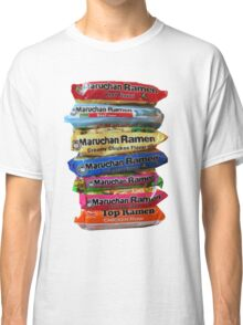 Ramen Stack Classic T-Shirt