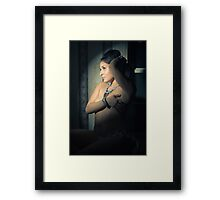 Spanish Heat Framed Print