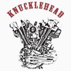 Knucklehead 3 by LetThemEatArt