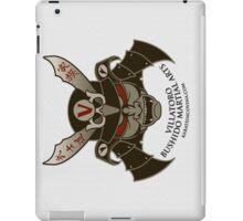 Bushido - Villatoro Bushido Martial Arts iPad Case/Skin