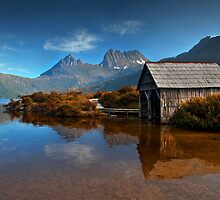 Cradle Mountain, Tasmania. by lynniegraham
