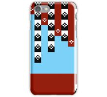 Dripping Geometry iPhone Case/Skin