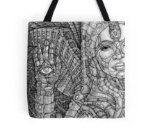 HYPERMUSE Tote Bag