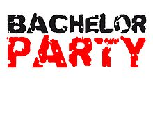 Bachelor Party Stempel Design by Style-O-Mat