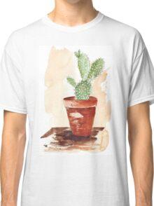 Bunny Ears Cactus (Opuntia microdasys) Classic T-Shirt