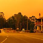 Fires in East Gippsland - February 2014 by Emmy Silvius