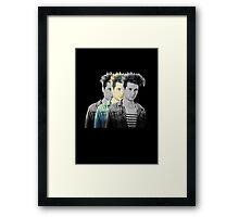 Dan Smith - Bastille Framed Print