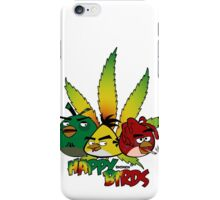 Happy Birds iPhone Case/Skin