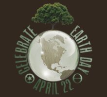 Earth Day April 22 by andabelart