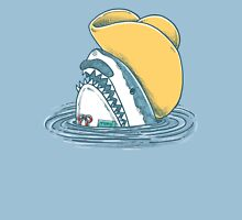 Funny Hat Shark Unisex T-Shirt