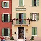 Trattoria Caprini by Robert Dettman