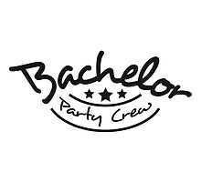 Bachelor Party Crew Logo by Style-O-Mat