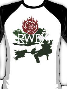 RWBY rose T-Shirt