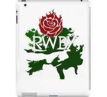 RWBY rose iPad Case/Skin