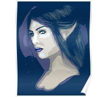 Dark Elf Poster