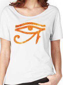 Illuminati Eye: The Sun | New Illuminati Women's Relaxed Fit T-Shirt