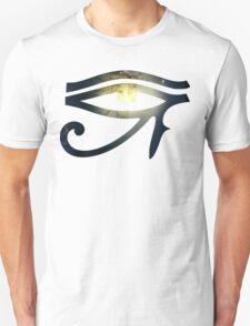 Illuminati Eye: Whirlpool Galaxy V2 | New Illuminati Unisex T-Shirt