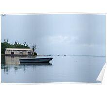 Baie du Cap, Mauritius Poster