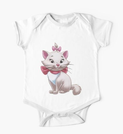 MARIE - ARISTOCATS One Piece - Short Sleeve