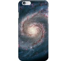 Illuminati Eye: Whirlpool Galaxy V2 | New Illuminati iPhone Case/Skin