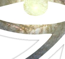 Illuminati Eye: Whirlpool Galaxy | New Illuminati Sticker