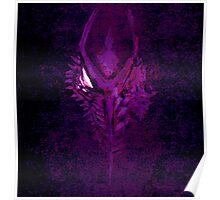 Ridley: Purple Facemelt Poster