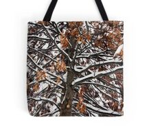 Winters weight Tote Bag