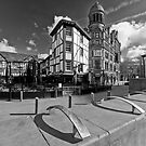 Manchester's Corn Exchange  by Stephen Knowles