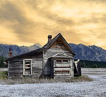 little house on the prarie by chromaticvista