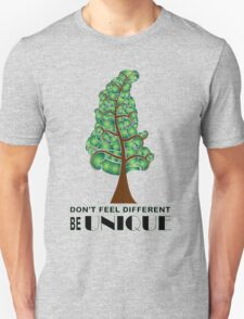 Be Unique and Grow T-Shirt