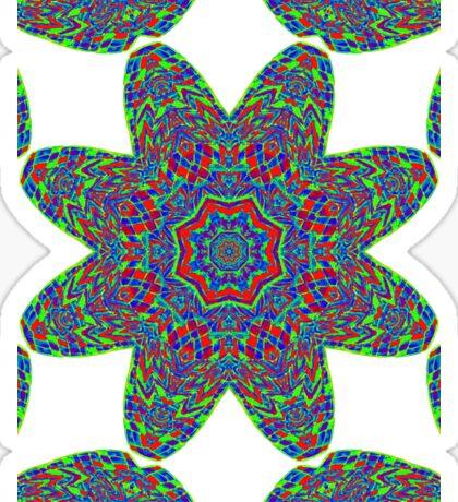 Mandalas 2 Sticker