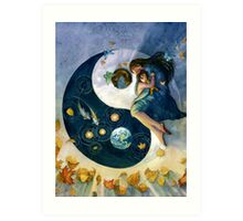 Earth in the Balance Art Print
