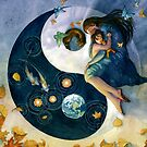 Earth in the Balance by Janet Chui