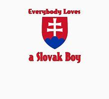 Everybody Loves a Slovak Boy Unisex T-Shirt