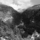Yosemite - Merced by Mark Bolton