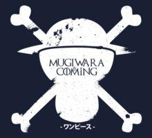 Mugiwara Is Coming by Prander84