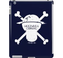 Mugiwara Is Coming iPad Case/Skin