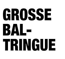French Swear Words - #2 GROSSE BALTRINGUE (BLCK) by NkRB