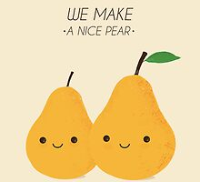We make a nice pear! by CAnastase