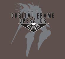Orbital Frame Operator by bleachedink