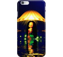 Close your eyes and create the magic iPhone Case/Skin