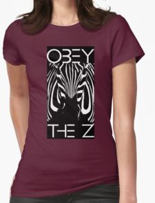 OBEY Lord Z Womens Fitted T-Shirt