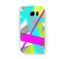 Neon Splash Samsung Galaxy Case/Skin