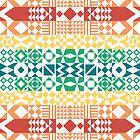 Aztec Pattern by babushack