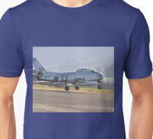 Sabre Landing, Albion Park Airshow, Australia 2014 Unisex T-Shirt