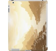Misted Mountain River Passage iPad Case/Skin